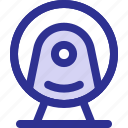camera, cctv, gadget, private, security, surveillance, webcam icon