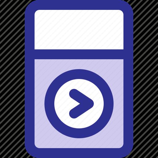 audio, digital, gadget, hifi, music, player icon
