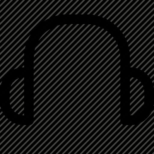 gadget, headphone icon