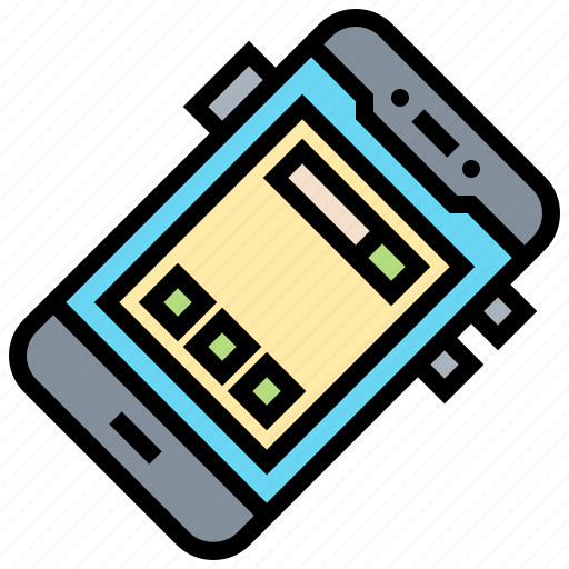 Application, call, cellphone, mobile, smartphone icon - Download on Iconfinder