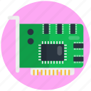 pci, card, devices, chip