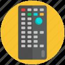 remote, tv, control