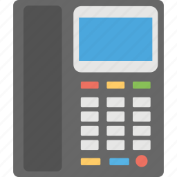 cordless, phone, radio phone, telephone, wireless phone icon