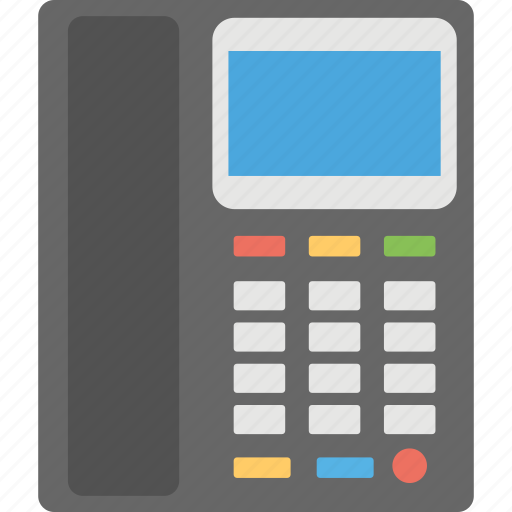 cordless, phone, radio phone, telephone, wireless phone icon