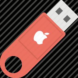 data drive, data storage, gadget, memory stick, usb icon