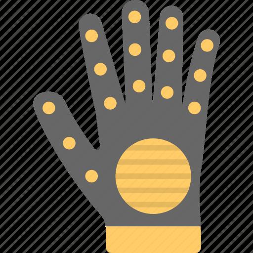 glove, hand cover, hand gadget, hand protector, mitt, mitten icon