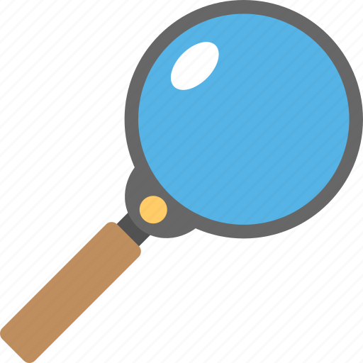 eyepiece, magnifier, magnifying glass, search tool, zoom icon