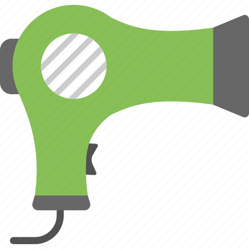 beauty accessories, blow dryer, electronic gadget, hair dryer, professional dryer icon