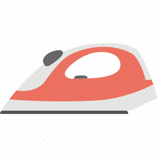 cloth steamer, electric gadget, electric iron, home appliance, steam iron icon
