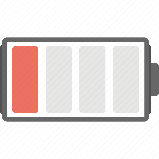 battery, battery icon, battery status, low battery, power storage icon