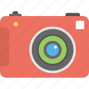 camera, flash camera, photo cam, photographic camera, snapping device icon