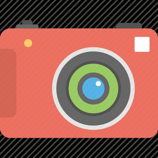 camera, flash camera, photo cam, photographic camera, snapping device icon