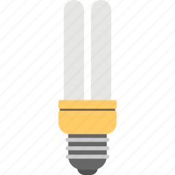 energy efficient, energy saver, green energy, incandescent, light bulb icon