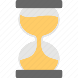 countdown, hourglass, sand glass clock, time, time running out icon