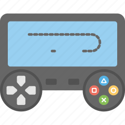 analog video game, gaming device, portable video game, video game, video game console icon