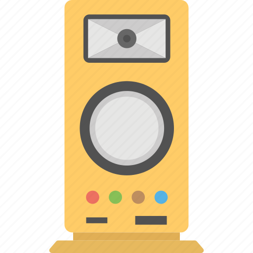 bass, boombox, sound, speaker, subwoofer icon