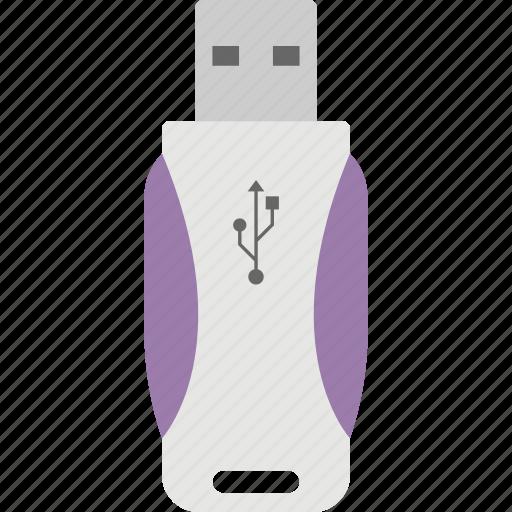 flash drive, memory stick, pen drive, usb drive, usb stick icon