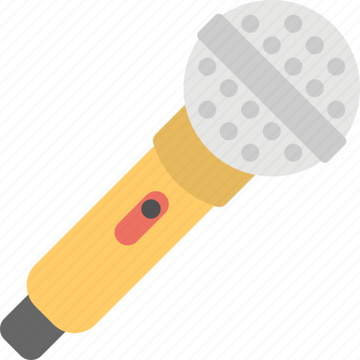 mic, microphone, retro microphone, vintage microphone, vocal microphone icon