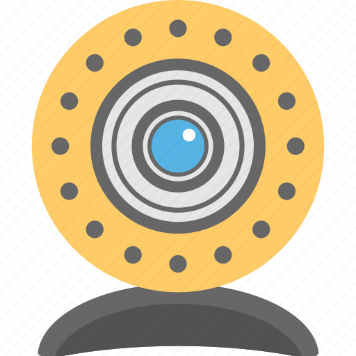 cctv camera, dome camera, security camera, surveillance monitoring cam icon