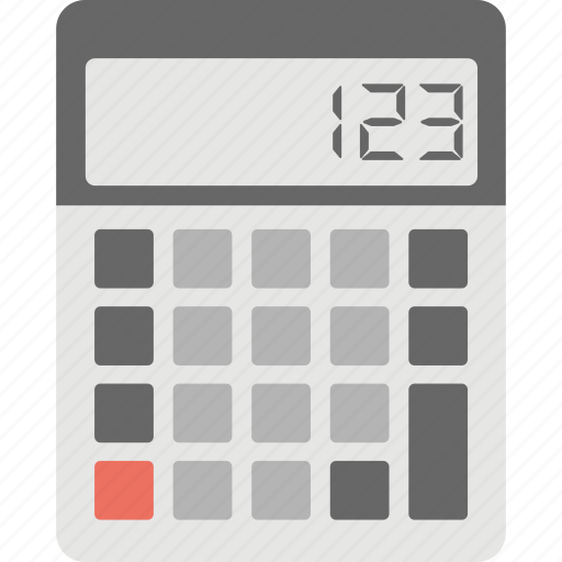 accounting, calculate, calculating device, calculator, mathematics icon