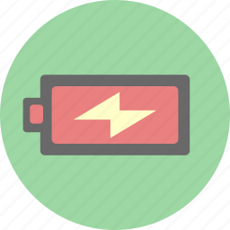 battery, charge, electric, electricity, energy, idea, power icon
