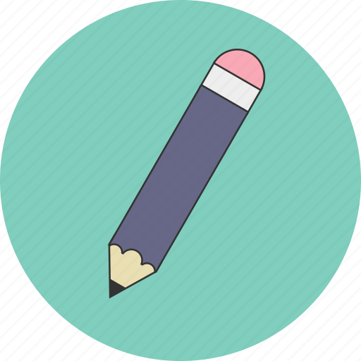 document, draw, paper, pen, pencil, text, write icon