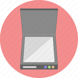 crawler, file, paper, scan, scanner, tool, work icon