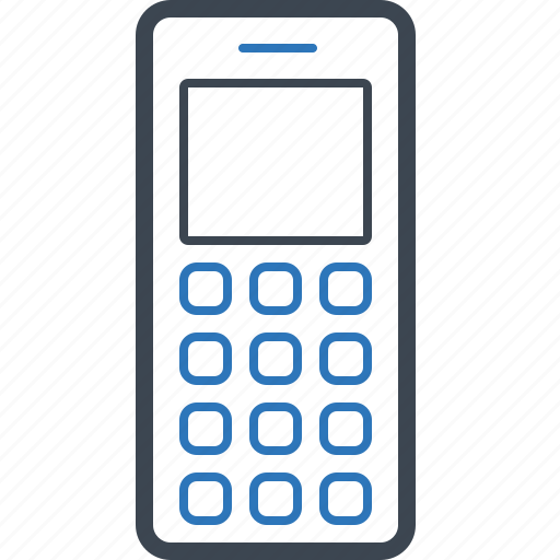 Cell, mobile, model, old, phone icon - Download on Iconfinder