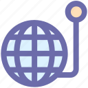 casino, gambling, global, globe, lucky, lucky global, world machine icon