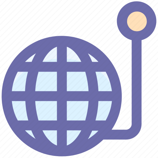 Casino, gambling, global, globe, lucky, lucky global, world machine icon - Download on Iconfinder