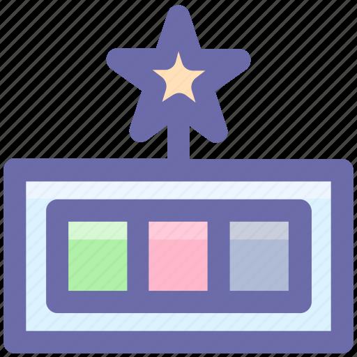 Casino, gambling, game, machine, slot, star icon - Download on Iconfinder