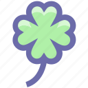 casino, clover, flower, gambling, game, lucky