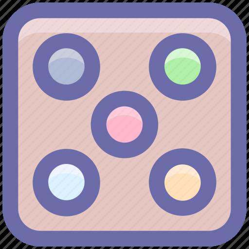 Board game, casino, craps, dice, gambler, gambling icon - Download on Iconfinder