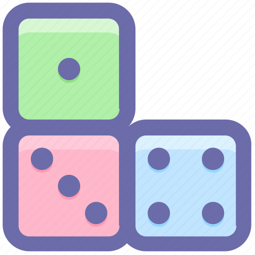 board game, board hame, casino, dices, gambling, game icon