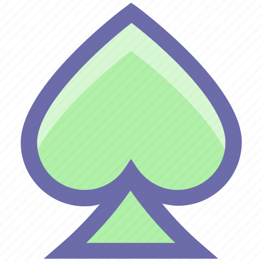 Ace poker, card sign, poker, poker element, poker symbol, spade icon - Download on Iconfinder