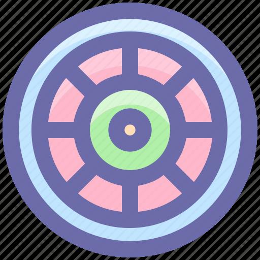 bull eyes, casino chip, dartboard, dartboard target, goal, target icon