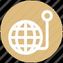 .svg, global, globe, lucky, world machine icon