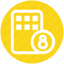.svg, card, casino, gambling, game, lottery, scratch icon