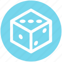 .svg, board game, casino dices, cubes, dices, gambling, game icon