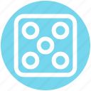 .svg, board game, casino, craps, dice, gambler, gambling icon