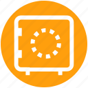 .svg, bank locker, bank safe, locker, money box, safe box icon