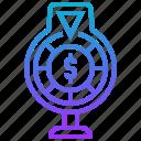 casino, gambling, game, machine, risk, wheel icon