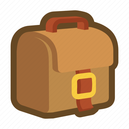 bag, business, game, inventory, pack, sack icon