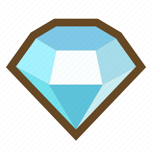 cash, diamond, game, gem, jewel, money, reward icon