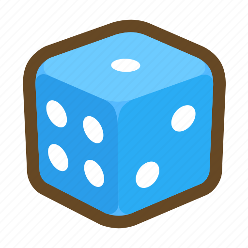 Dice, fortune, gambling, game, luck, wager, casino icon - Download on Iconfinder