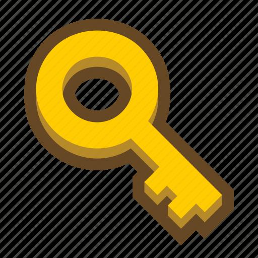 fasten, game, key, lock, open, password, security icon