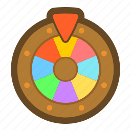 casino, draw, game, giveaway, lottery, play, roulette icon
