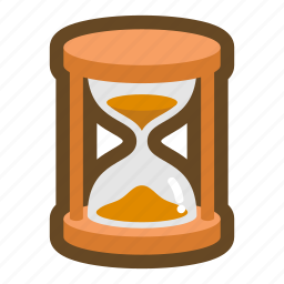 alarm, clock, game, loading, sandglass, time, watch icon