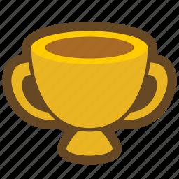 award, game, medal, ranking, trophy, win, winner icon
