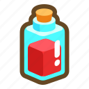 beverage, drink, game, healing, hp, potion, recovery icon